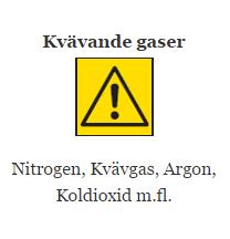 kvavande-gaser gasdetektor