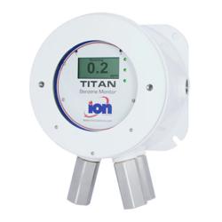Gasdetektor ION Science Titan Bensen